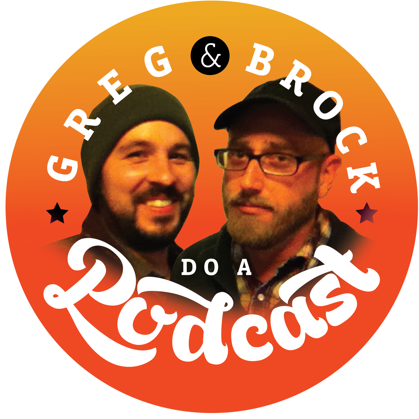 Greg & Brock do a Podcast